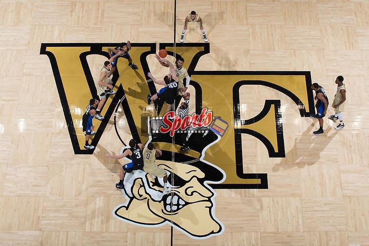 2016.01.06 - NCAA MBB - Duke vs Wake Forest