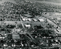 1967 March 10..Redevelopment.Old Dominion (R-28)..Old Dominion College campus.View looking North..Sam McKay.NEG#.NRHA#..