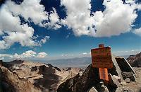 Trail Crest (13,700')