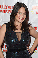 """HOLLYWOOD, CA - AUGUST 18:  Romi Dames at """"Child Stars - Then and Now"""" Exhibit Opening at the Hollywood Museum on August 18, 2016 in Hollywood, California. Credit: David Edwards/MediaPunch"""