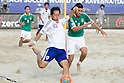 Shusei Yamauchi (JPN), SEPTEMBER 02, 2011 - Beach Soccer : FIFA Beach Soccer World Cup Ravenna-Italy 2011 Group D match between Japan 2-3 Mexico at Stadio del Mare, Marina di Ravenna, Italy, (Photo by Enrico Calderoni/AFLO SPORT) [0391]