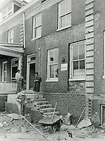 1964 June 23..Conservation.Ghent (R-43)..7070 Raleigh Avenue..CLIFTON GUTHRIE.NEG#.NRHA# 3287..