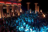 "Odessa, Ukraine.August 27, 2005 ..Odessa's ""Arcadia"" beach and night life."