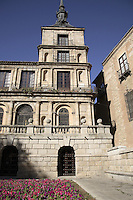 City Hall - Ayuntamiento; Toledo; Spain