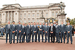 Yorkshire CCC at Buckingham Palace - 16 Oct 2014