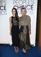 BEVERLY HILLS, CA - NOVEMBER 15: Piper Perabo, Jordana Brewster attend the People's Choice Awards Nominations Press Conference at The Paley Center for Media on November 15, 2016 in Beverly Hills, California. (Credit: Parisa Afsahi/MediaPunch).