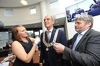 Raadsvergadering De Fryske Marren 260815