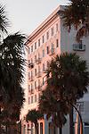 Charleston South Carolina Lowcountry Sunset on the Battery sumter hotel