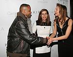 "Lance Matthews, Tina Daniels and Alysia Reiner  Attend KiraKira & Alysia Reiner of ""ORANGE IS THE NEW BLACK"" Support WPA With Caravan at the Carlton Hotel, NY"