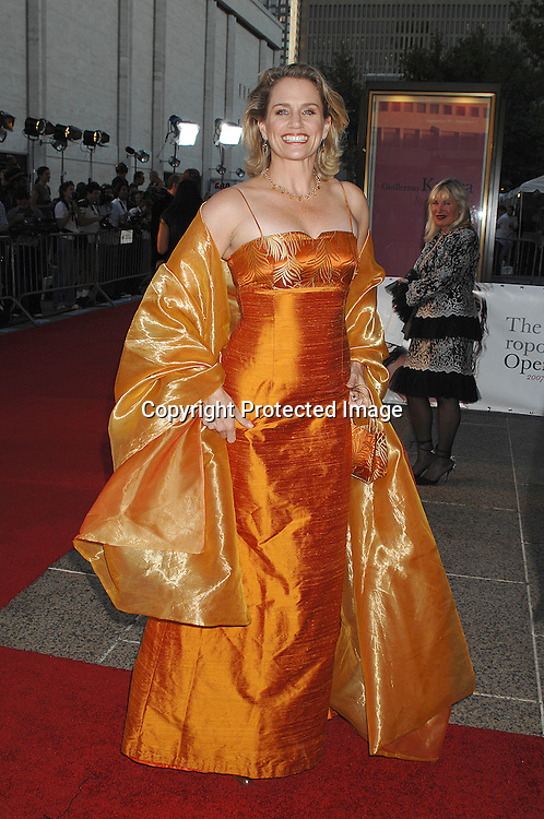 Cady Huffman..arriving at The Metropolitan Opera 2007-08 Opening Night on September 24, 2007 at The Metropolitan Opera House..in Lincoln Center in New York City. ....photo by Robin Platzer, Twin Images ....212-935-0770