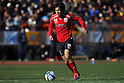 Ryusei Komatsu (Oita), .JANUARY 7, 2012 - Football /Soccer : .90th All Japan High School Soccer Tournament .semi-final .between Oita 1-2 Ichiritsu Funabashi .at National Stadium, Tokyo, Japan. .(Photo by YUTAKA/AFLO SPORT) [1040]