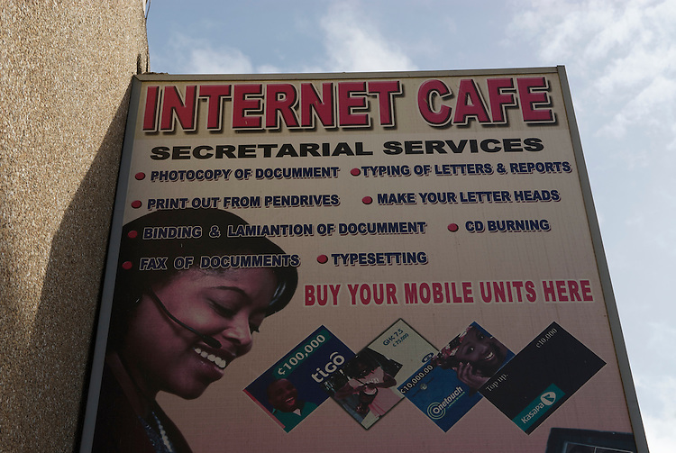 Typical internet cafe services diversified beyond internet surfing, to a range of PC and mobile offerings.