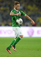 FUSSBALL  1. BUNDESLIGA  SAISON 2013/2014   3. SPIELTAG Borussia Dortmund - Werder Bremen                  23.08.2013 Marko Arnautovic (SV Werder Bremen) Einzelaktion am Ball
