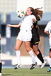 15 August 2014: North Carolina's Annie Kingman. The University of North Carolina Tar Heels hosted the University of Missouri Tigers at Fetzer Field in Chapel Hill, NC in a 2014 NCAA Division I Women's Soccer preseason match. Missouri won the exhibition 2-1.