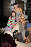 Brianne Davis, Caitlin Carmichael, Jennifer Blanc<br />