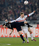 Fussball, DFB Pokal 2008/09, VFB Stuttgart - FC Bayern Muenchen