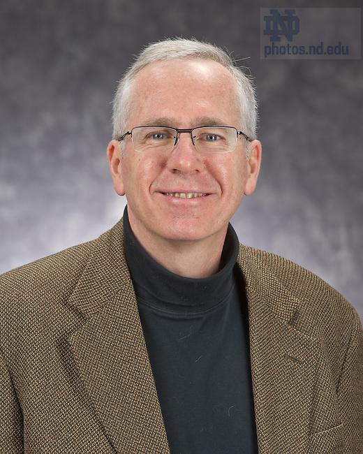 Jan. 24, 2013; Mark Roche, Notre Dame Institute for Advanced Study..Photo by Matt Cashore/University of Notre Dame
