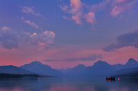 Lake McDonald, Glacier National Park, MT