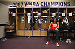 WNBA: Day in the life of Brittney Griner