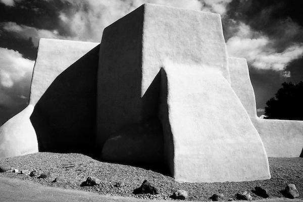 San Francisco de Asis Mission, Ranchos de Taos, New Mexico