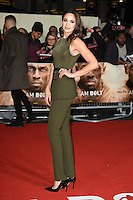 LONDON, UK. November 28, 2016: Laura Wright at the &quot;I Am Bolt&quot; World Premiere at the Odeon Leicester Square, London.<br /> Picture: Steve Vas/Featureflash/SilverHub 0208 004 5359/ 07711 972644 Editors@silverhubmedia.com