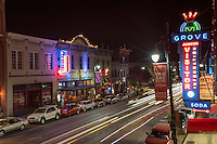 6th Street - Austin Live Music Capitol of the World & Entertainment District Photo Image Gallery