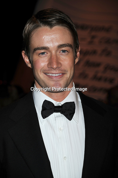 """actor Robert Buckley of """"Lipstick Jungle"""".at The 9TH Annual New Yorkers for Children Fall Gala on September 16, 2008 at Ciprianis 42nd Street. ..Robin Platzer, Twin Images"""