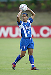 24 May 2003: Danielle Slaton. The San Diego Spirit defeated the Carolina Courage 2-1 at SAS Stadium in Cary, NC in a regular season WUSA game.