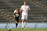 22 August 2008: VCU's Jorit Loehr (GER). The Wake Forest University Demon Deacons defeated the Virginia Commonwealth University Rams 2-1 at Fetzer Field in Chapel Hill, North Carolina in an NCAA Division I Men's college soccer game.
