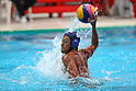 Kenichi Iwaki, APRIL 10, 2011 - Water Polo : 2011 International Water Polo Competitions Selection Trial of Mens at JISS, Tokyo, Japan. (Photo by YUTAKA/AFLO SPORT) [1040]