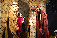 The Santa Monica Nativity Scene:Scene 11 Presentation in the Temple - The Light House Church, on Tuesday, December 12, 2010..