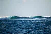 G-Land line up, West Java, Indonesia.   Photo: Joli