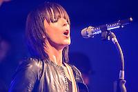 Nena - Oldschool Clubtour 2015 in der  Meier Music Hall  Braunschweig am 09.March 2015. Foto: Rüdiger Knuth