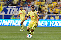 Harrison, NJ - Wednesday July 06, 2016: Bruno Valdez during a friendly match between the New York Red Bulls and Club America at Red Bull Arena.