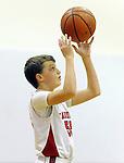 1-17-14, Spiritus Sanctus vs. St. Paul - middle school basketball