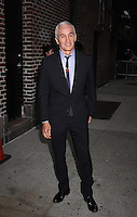 NEW YORK, NY - OCTOBER 20:  Journalist Jorge Ramos spotted leaving the 'Late Show with Stephen Colbert'  in New York, New York on October 20, 2016.  Photo Credit: Rainmaker Photo/MediaPunch