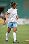 13 June 2009: Chicago's Jill Oakes. The Washington Freedom and the Chicago Red Stars played to a 0-0 tie at the RFK Stadium in Washington, DC in a regular season Women's Professional Soccer game.