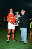 Blackpool v Bury Lancashire Cup