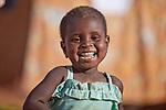 Fulani girl in Djibo, northern Burkina Faso.