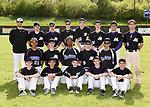 5-11-17, Pioneer High School junior varsity baseball team