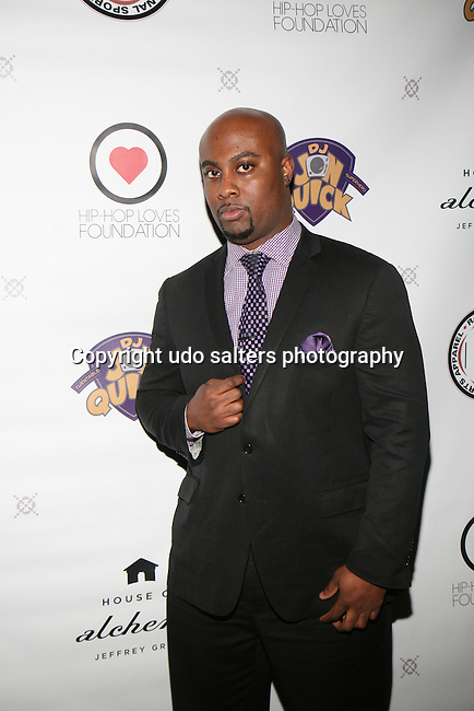 Dwain Attends DJ Jon Quick's 5th Annual Beauty and the Beat: Heroines of Excellence Awards Honoring AMBRE ANDERSON, DR. MEENA SINGH,<br />