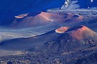 Haleakala National Park, Maui, Cindercones