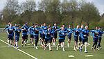 080515 Rangers training