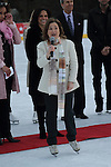 Sharon Cohen Attends The 2012 Skating with the Stars <br /> honoring Vera Wang, Ellen Lowey, and Rhonda Ross: A benefit gala for Figure Skating in Harlem, Held at Wollman Rink in Central Park NY   4/2/12