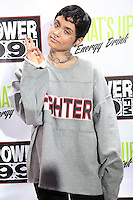 PHILADELPHIA, PA - OCTOBER 28 :  Kehlani pictured backstage at Powerhouse 2016 at the Wells Fargo Center in Philadelphia, Pa on October 28, 2016  photo credit Star Shooter/MediaPunch