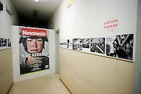 Cortona On The Move - fotografia in viaggio.Edizione 2013.  Mostra fotografica di NEWSWEEK nel Vecchio Ospedale<br /> Cortona On The Move - photography in travel. 2013 edition. EXHIBITIONS NEWSWEEK  in the Vecchio Ospedale