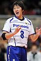 Shinji Kawamura (Panthers), MARCH 5, 2011 - Volleyball : 2010/11 Men's V.Premier League match between Toyoda Gosei Trefuerza 1-3 Panasonic Panthers at Tokyo Metropolitan Gymnasium in Tokyo, Japan. (Photo by AZUL/AFLO).
