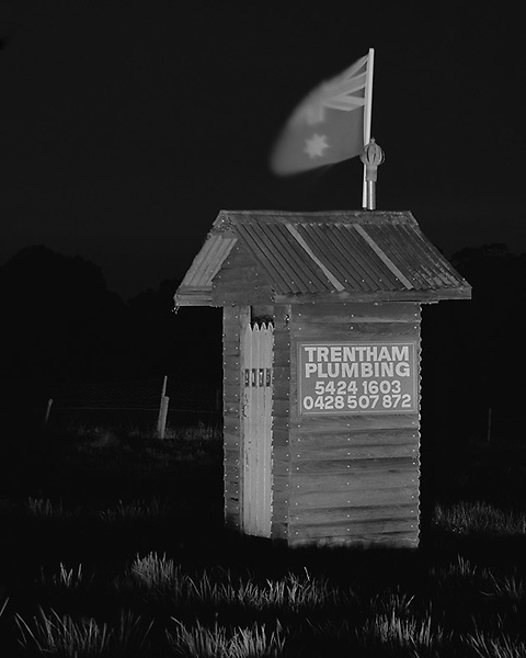 Plumbing Sign Outhouse<br />