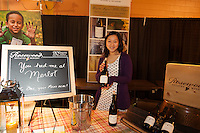 Mead and Merlot from Rosewood Estates at FoodShare Toronto's Recipe for Change, February 28,  2013