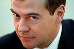 James Hill: Dmitri Medvedev
